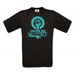 Camiseta Lluitem per...
