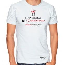 Camiseta Màsters a bon preu